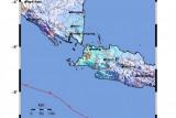 Gempa Pandeglang dipicu deformasi lempeng di zona Beniof