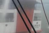 Tim SAR selamatkan 86 penumpang kapal terbakar saat berlayar menuju Pelabuhan TAA Banyuasin