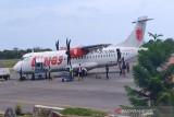 Maskapai Wings Air stop sementara penerbangan Makassar-Baubau