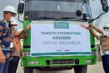 Tanoto Foundation donasikan 500 ton oksigen bagi pasien COVID-19