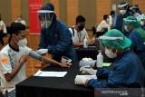 Ini alasan Kimia Farma tunda jadwal Vaksinasi Gotong Royong Individu