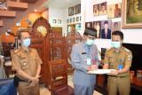 Bupati Pesisir Barat hadiri rapat paripurna DPRD secara virtual