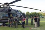 Heli Caracal dikerahkan untuk evakuasi jasad teroris Poso
