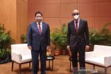 Indonesia-Singapura bahas investasi hingga energi hijau