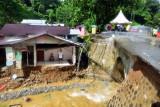 Bencana longsor di Kota Ambon