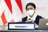 Menlu Retno puji kembalinya AS ke prinsip multilateralisme