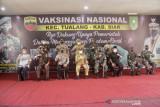 Pangdam I/BB apresiasi Pemkab Siak laksanakan Serbuan Vaksinasi Massal