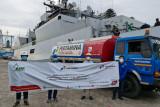 Pertamina salurkan 154 kiloliter bahan bakar untuk kapal perang AL India