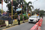 Kapolresta Padang minta petugas pos penyekatan humanis