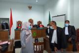 Oknum anggota DPRD Tanjungpinang dituntut satu tahun penjara