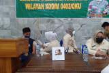 Ratusan warga OKU serbu vaksinasi massal