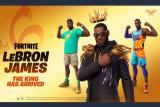 LeBron James akan hadir di  Fortnite