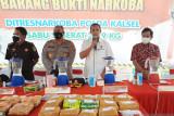 Warga kurang mampu di Kalsel dimanfaatkan sindikat narkoba jadi pengedar