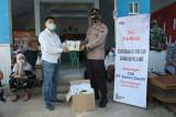 SG bagikan 12.500 paket prokes untuk masyarakat rentan