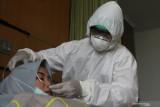 Dokter: Teknik proning pertolongan pertama pasien sesak napas