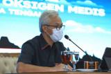 Ganjar Pranowo dukung penutupan pintu keluar tol di Jateng 16-22 Juli 2021