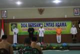 Kemenag Kulon Progo menggelar doa bersama kendalikan penyebaran COVID-19