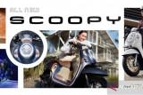 All New Honda Scoopy ditawarkan empat varian dan delapan warna
