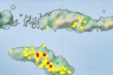BMKG deteksi lima titik panas di Pulau Sumba