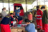 Perkuat aksi sosial, legislator Kalteng beri bantuan lampu rotary