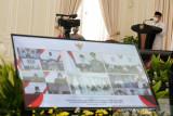 Ma'ruf Amin: Ibadah umat Islam selama PPKM darurat sesuai tuntutan kiai