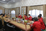 Wakil Bupati Pringsewu ajak pemuda batak bersatu ikut tangani COVID-19