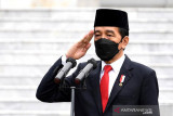 Presiden Jokowi: Sudahi gesekan prajurit TNI dan anggota Polri