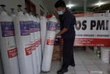 Ganjar Pranowo bahas lima alternatif pemenuhan oksigen di Jateng