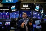 Saham-saham Wall Street berakhir lebih tinggi, indeks Nasdaq melonjak 152,10 poin