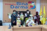 Wartawan Palembang manfaatkan tawaran kuliah S2 di Universitas Bina Dharma