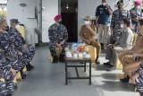 Pemkot bersama TNI percepat vaksinasi COVID-19 di Kota Bitung