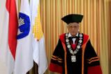 Prof Sukrasno terpilih menjadi Ketua Senat Itera