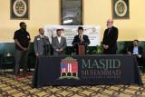 Puluhan tokoh agama dan politik AS mendukung seruan Masjid Muhammad