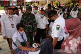 1.000 pelajar di Padang Pariaman ikut vaksinasi COVID-19