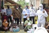 Bantul meningkatkan pemahaman relawan tata laksana jenazah COVID-19