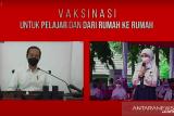 Presiden Jokowi dengarkan
