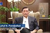 Luhut : Presiden luncurkan paket obat COVID-19 gratis pada Kamis (15/7)