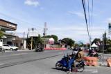 Karanganyar tutup tiga ruas jalan protokol