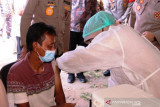 Realisasi vaksinasi segmentasi lansia di Sumsel masih rendah
