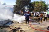 Dua kios warga ludes terbakar di Koya Barat, perbatasan RI-PNG