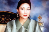 Catatan Ilham Bintang -  Artis Dana Christina & Suami terpapar COVID:  Belum tahu suami Meninggal