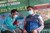 Kodim 0907/TarakanKembali Berikan Vaksin COVID-19 Pada Masyarakat