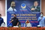 Mantan Gubernur pimpin DPD Partai Nasdem Sulawesi Barat