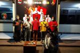 Curi pisau dan dompet, remaja di Keruak Lombok Timur diringkus polisi