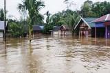 Banjir parah melanda Antang Kalang
