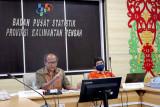 BPS: Penduduk miskin di Kalteng alami penurunan 1,74 ribu