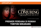 CATCHPLAY+ hadirkan film 'The Conjuring: The Devil Made Me Do It'