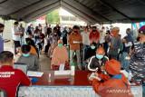 Sebanyak 12.500 masyarakat maritim di Makassar sudah divaksin COVID-19