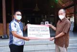 Banyumas terima bantuan peti jenazah untuk korban COVID-19