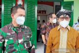 Petugas gabungan awasi tempat pemotongan hewan kurban di  Banyumas